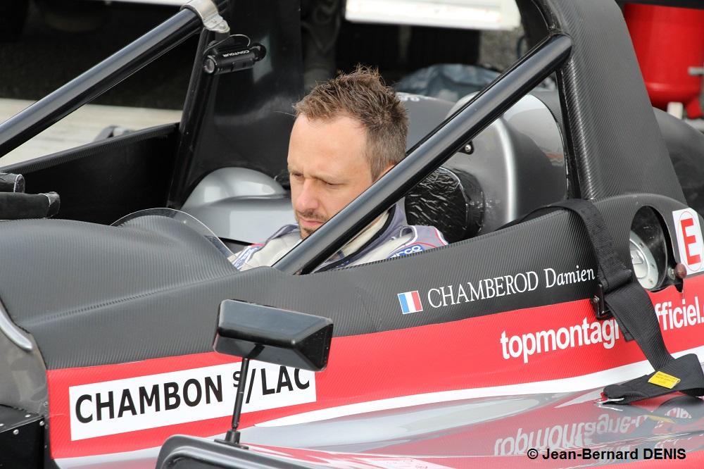 Damien Chamberod, Course de Côte, Norma